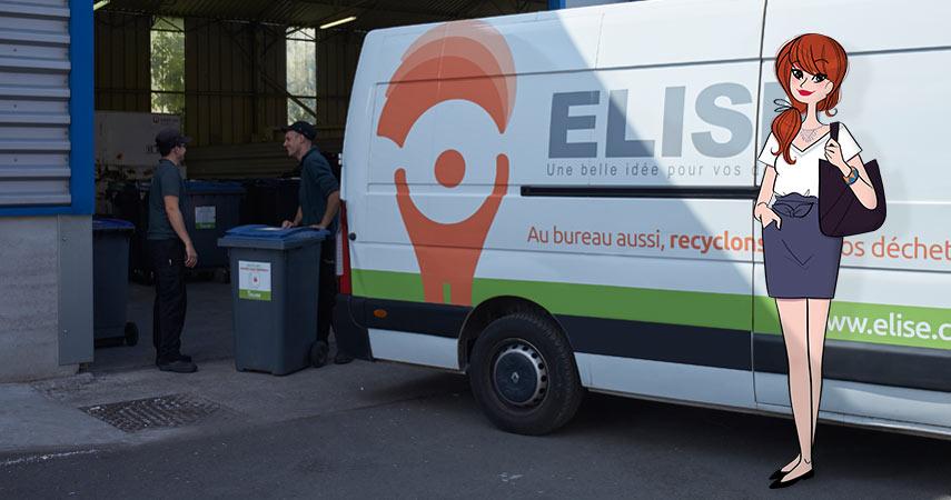 Elise Compi 232 Gne 60200 Recyclage Papier D 233 Chets De